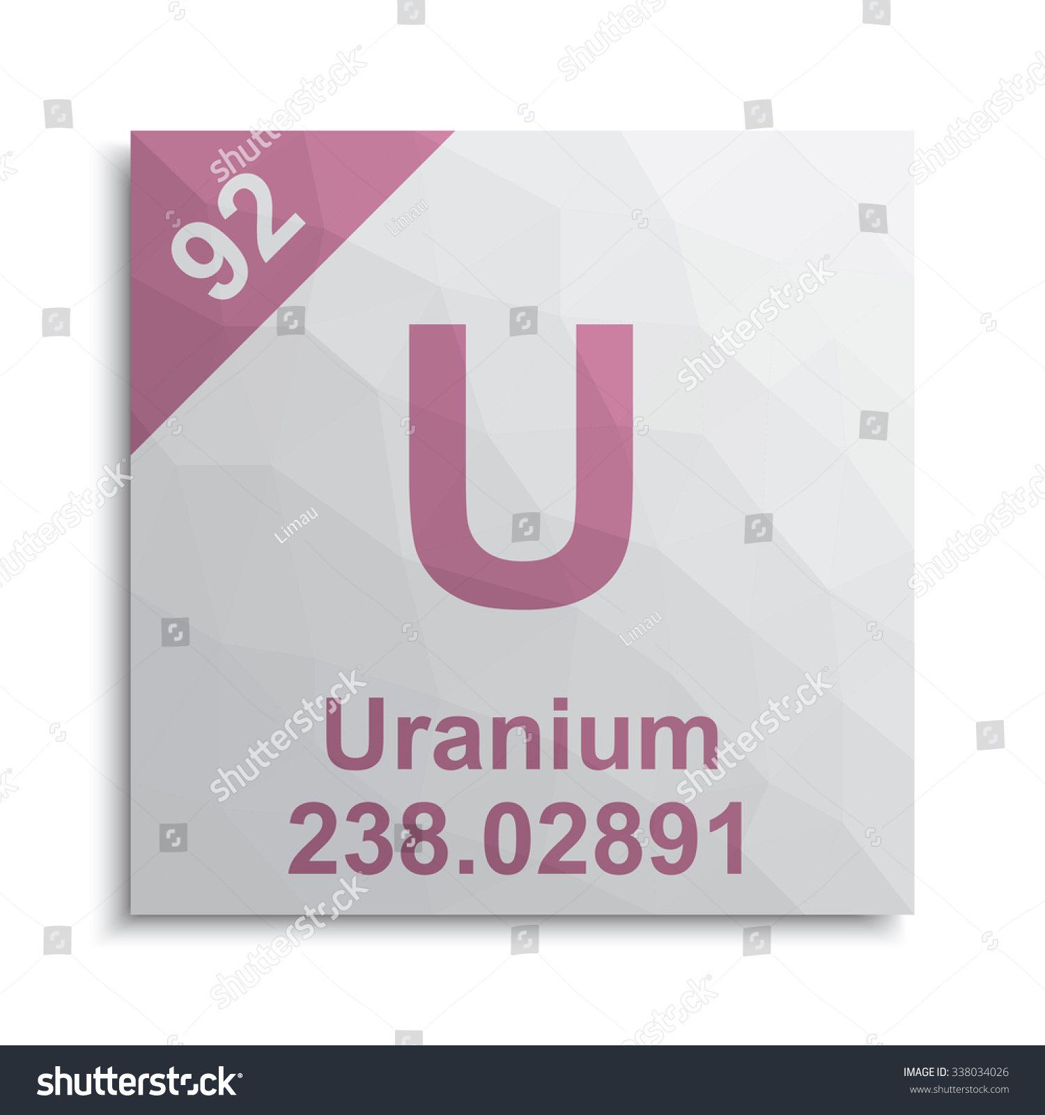 Uranium element periodic table stock vector 338034026 shutterstock uranium element periodic table gamestrikefo Image collections