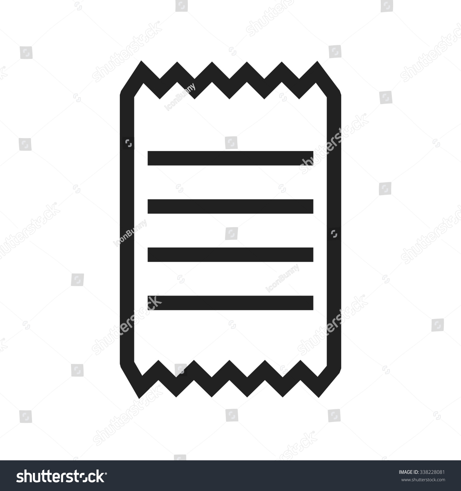 Sample Of Receipt Book Excel Receipt Invoice Bill Icon Vector Image Stock Vector   Invoice Pricing On New Cars with Ebay Motors Payment Invoice Pdf Receipt Invoice Bill Icon Vector Image Can Also Be Used For Material  Design Alamo Receipt Pdf
