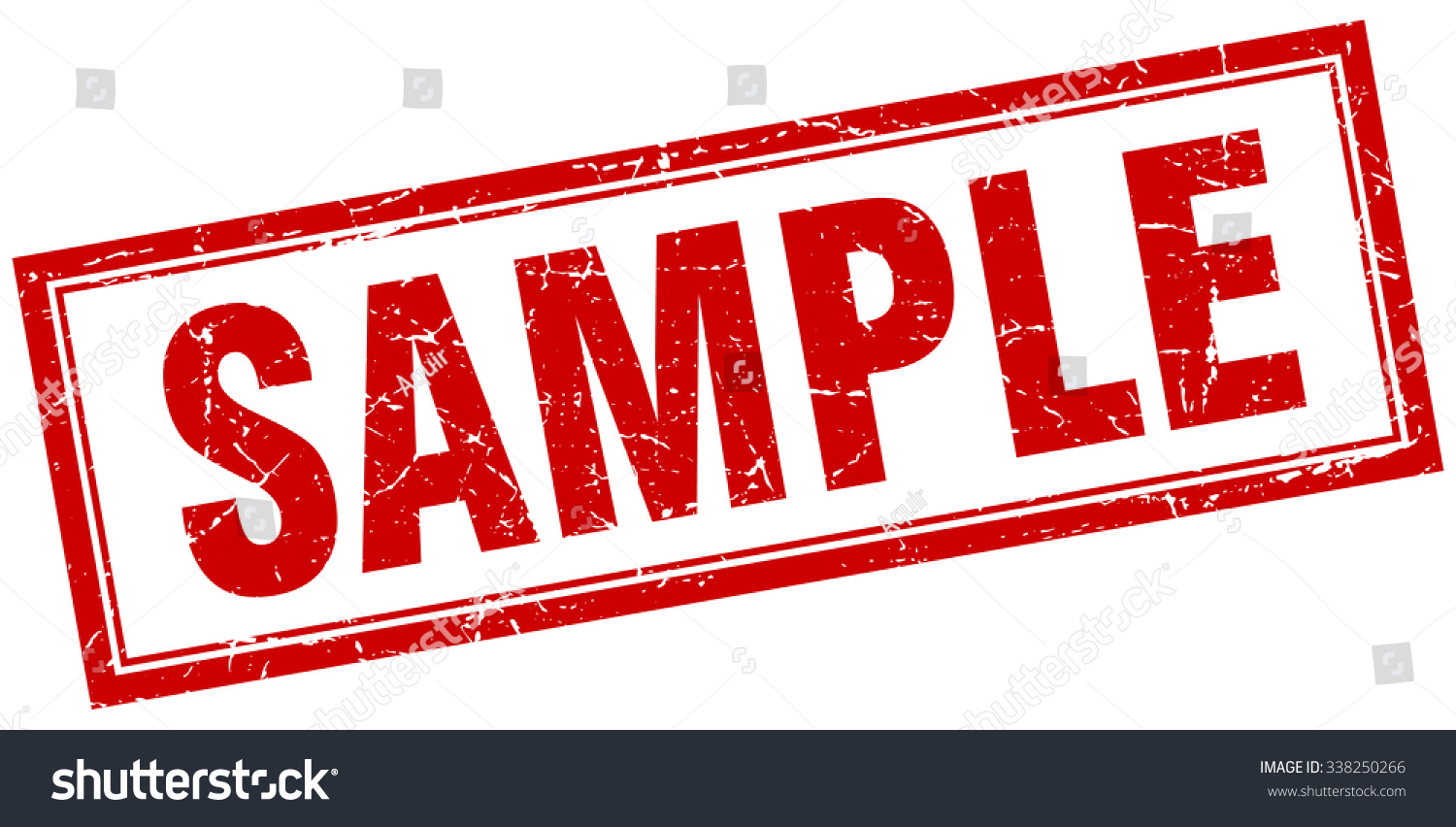 sample red square grunge stamp on stock vector  sample red square grunge stamp on white sample stamp sample sample sign