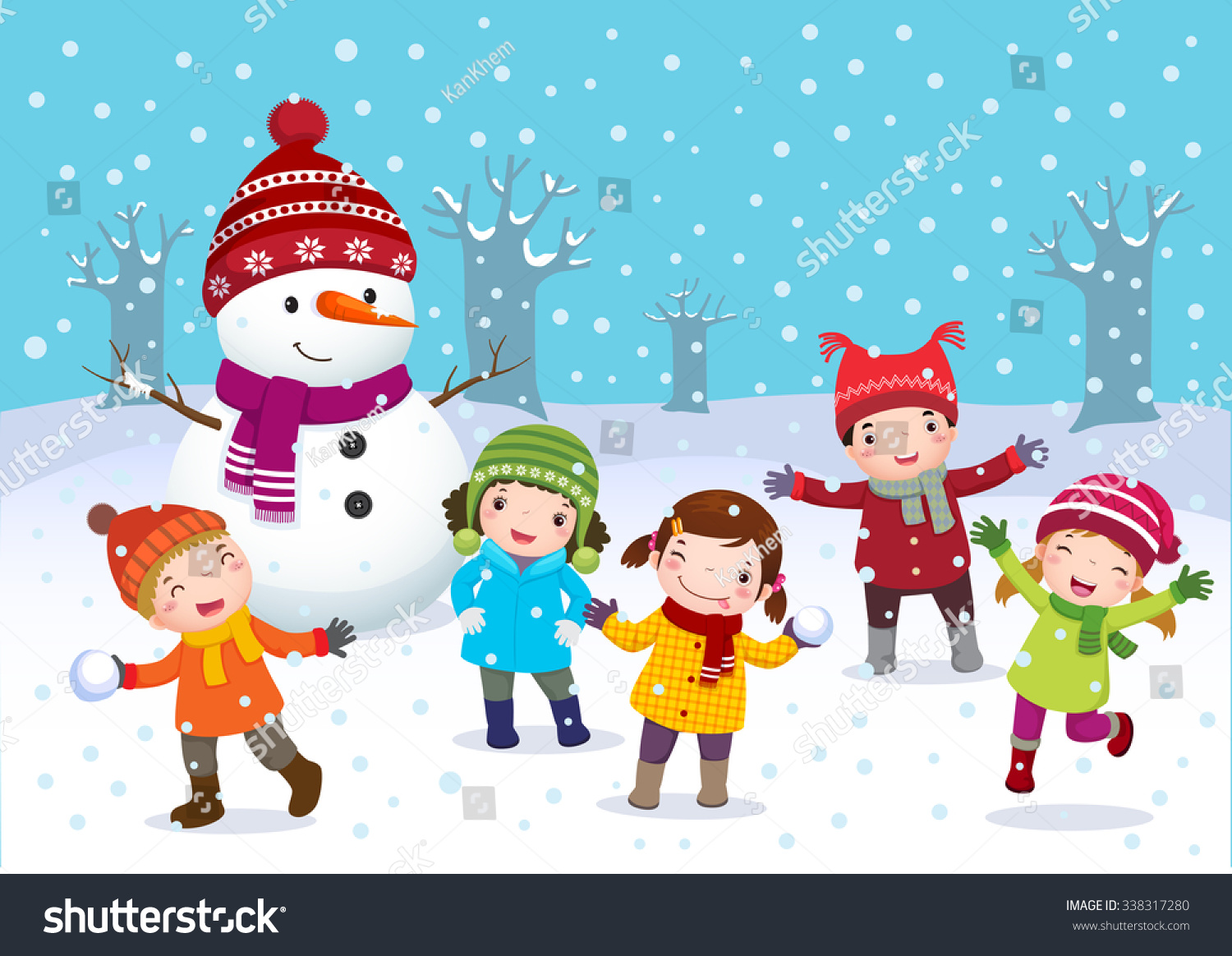 Terrific Pictures Of Winter Season For Kids Adult