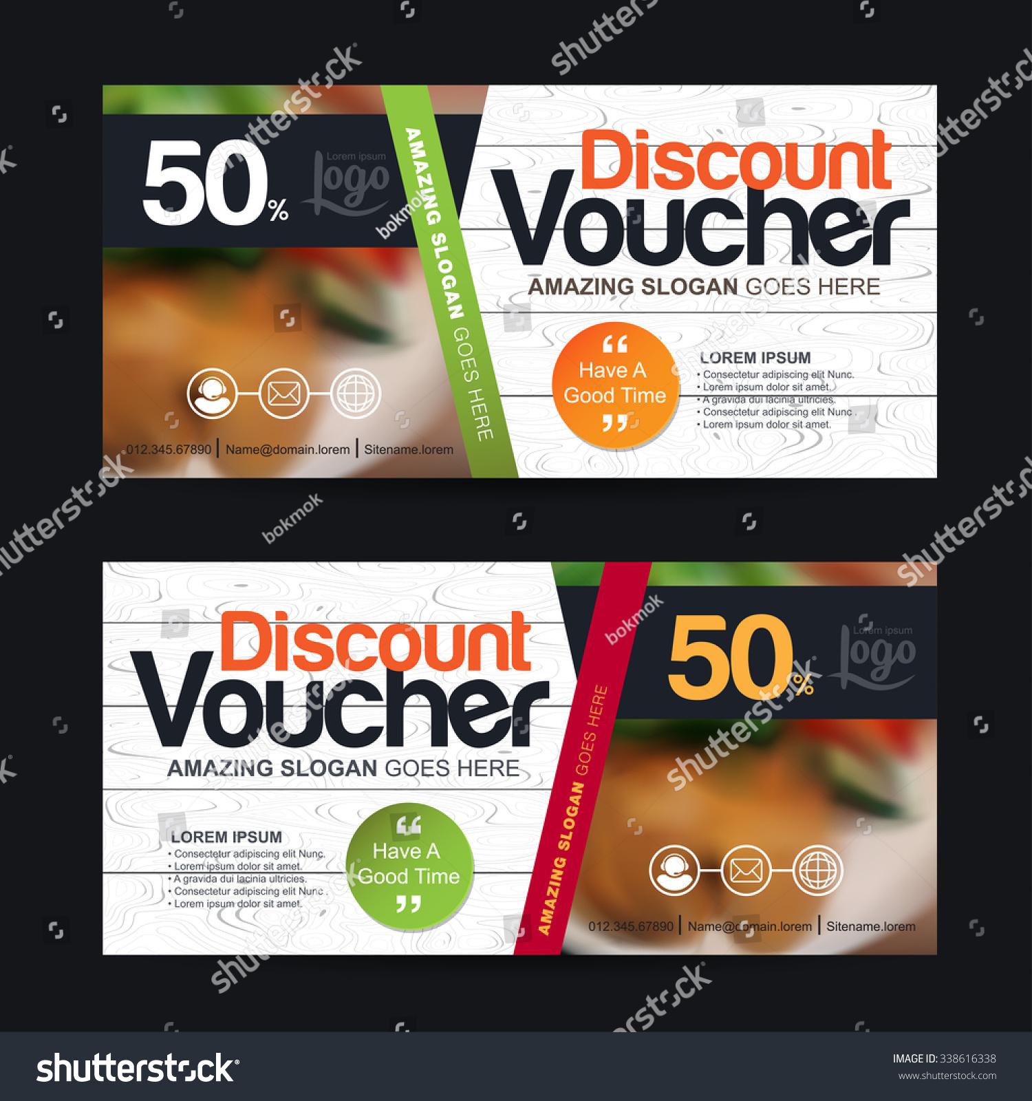 voucher design inspiration wwwimgkidcom the image
