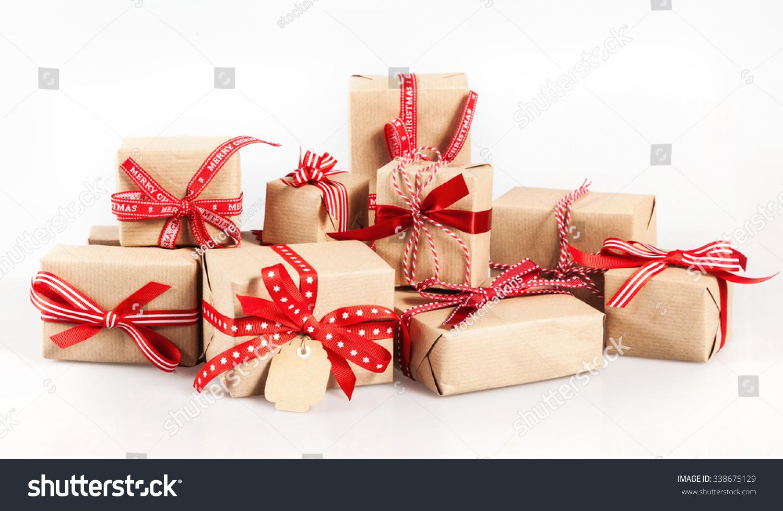 Оберточная бумага для подарков как обернуть