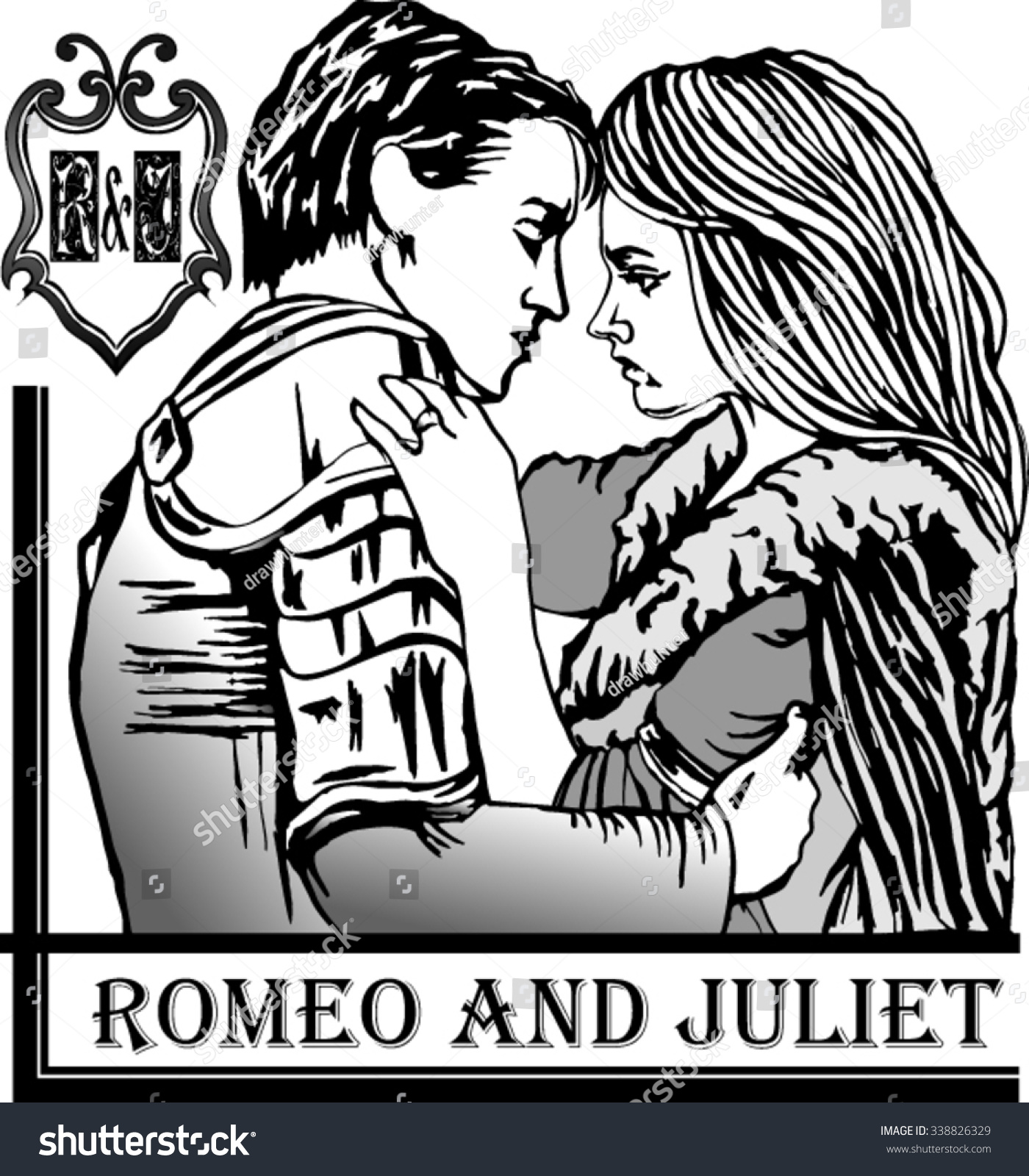 the love and tragedy of romeo and juliet by william shakespeare Romeo + julieta, de william shakespeare peli online in  contemporary take on william shakespeare's classic tragedy,  romeo and juliet fall in love and.