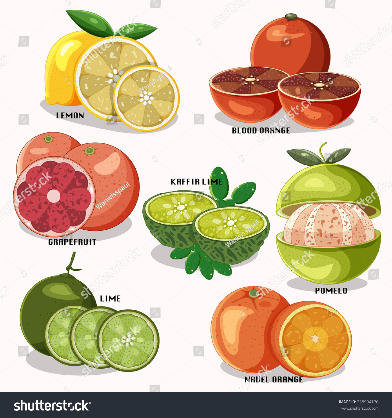 what are citrus fruits is pineapple a citrus fruit