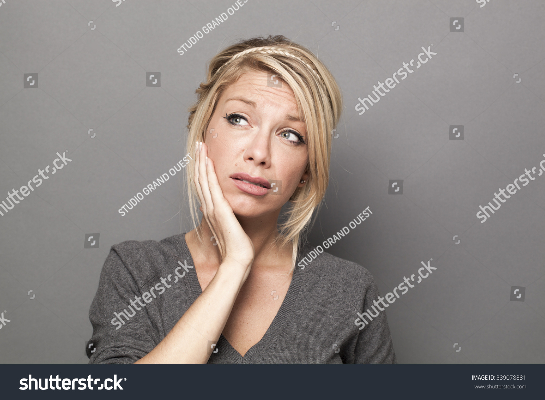 Woman seeking facial