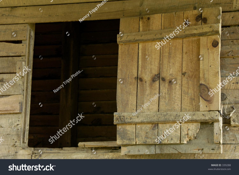 Open Barn Door open barn door stock photo 339288 - shutterstock