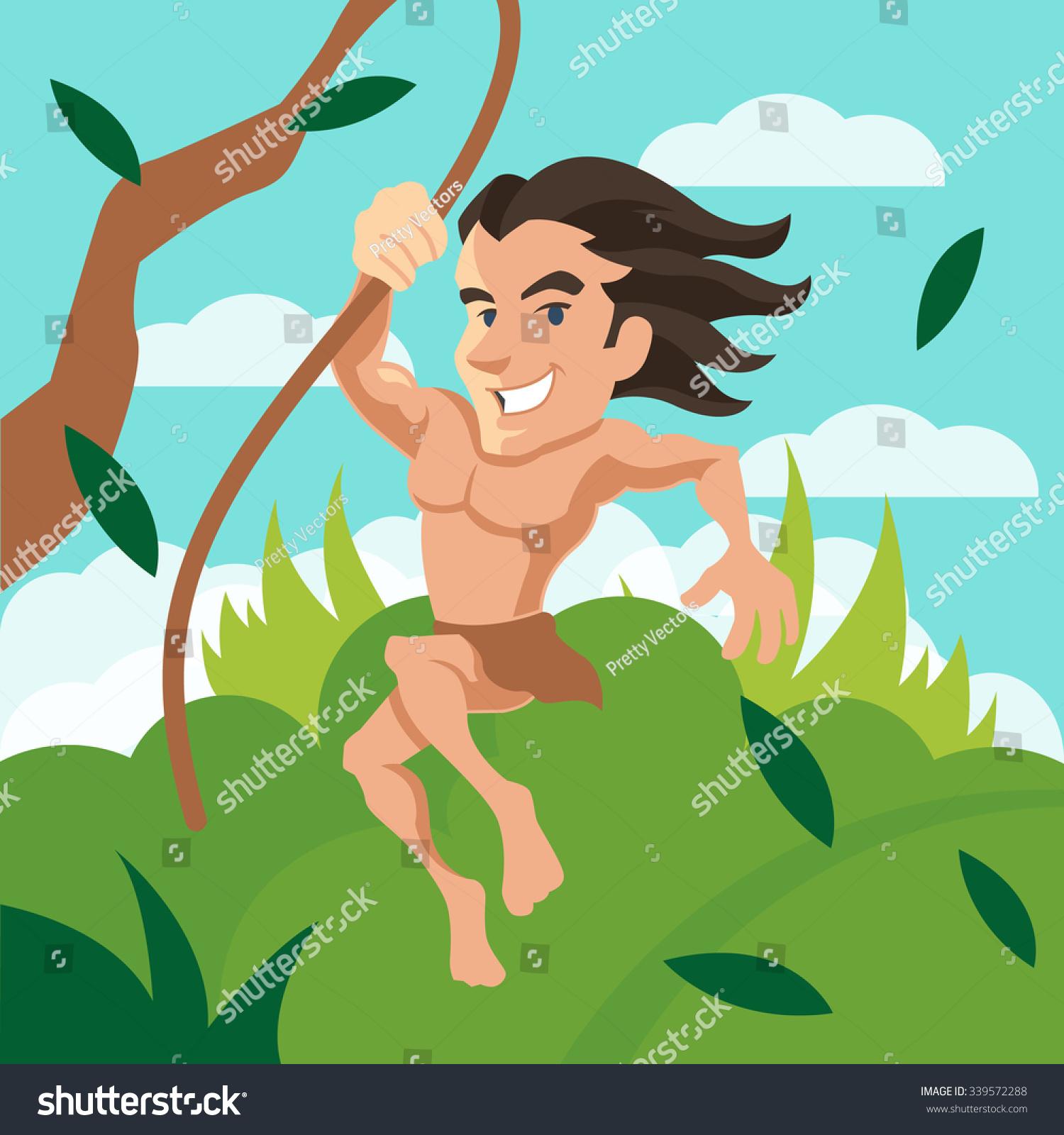 Tarzan ~ Name Cartoons