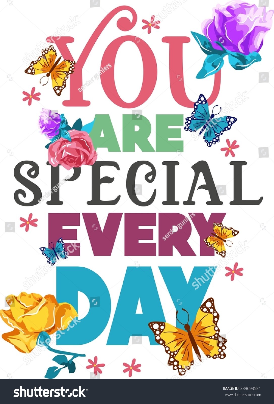 You Are Special Clip Art – Cliparts