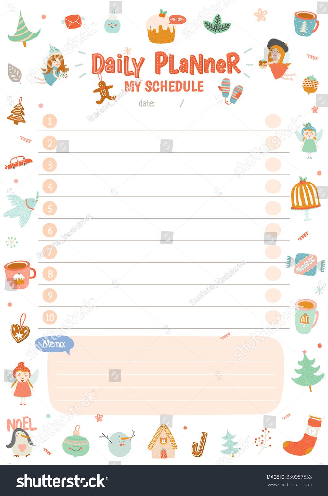 fun meeting agenda template