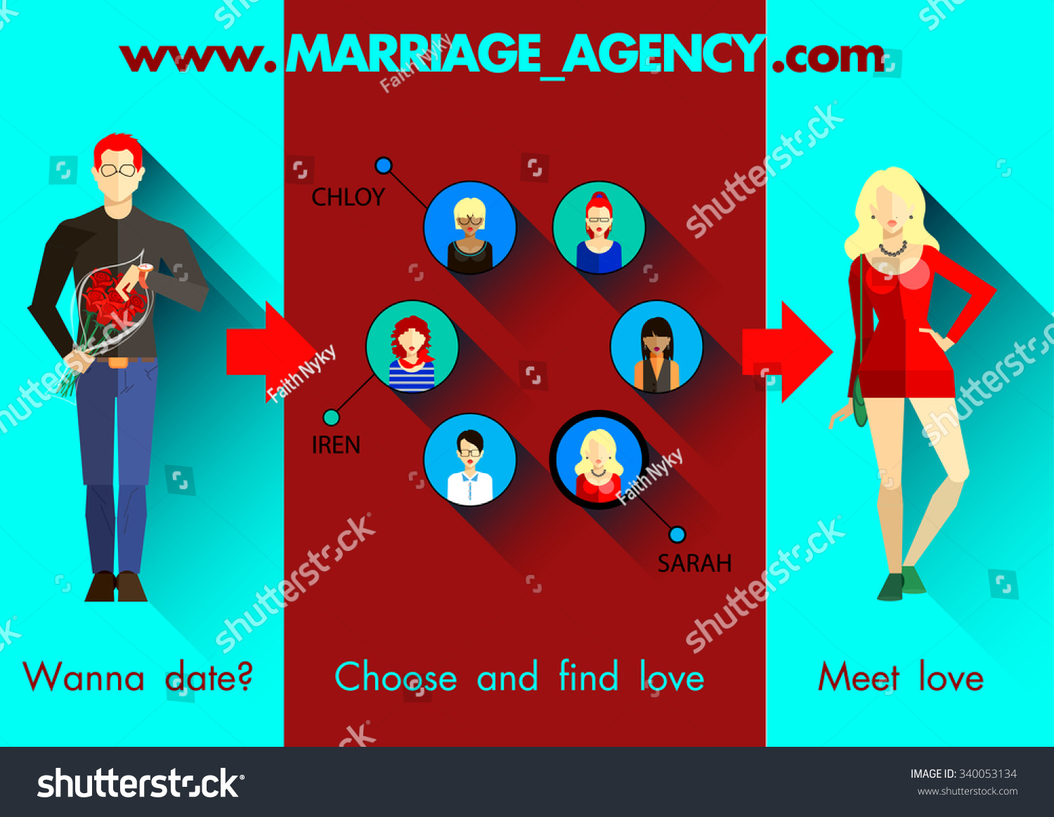 Marriage Agency To Search For