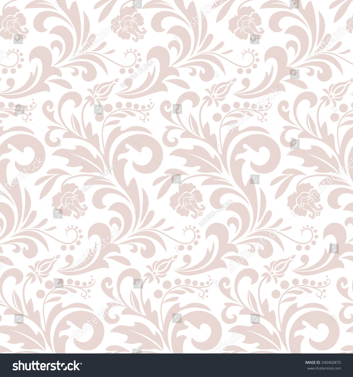 Pink baroque style wallpaper pictures to pin on pinterest for Baroque style wallpaper