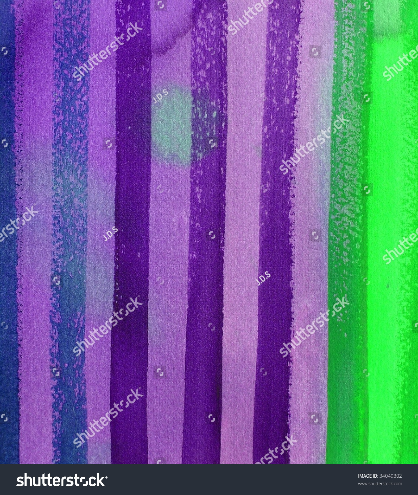 Blue purple and green abstract paint background stripes for Blue green purple room