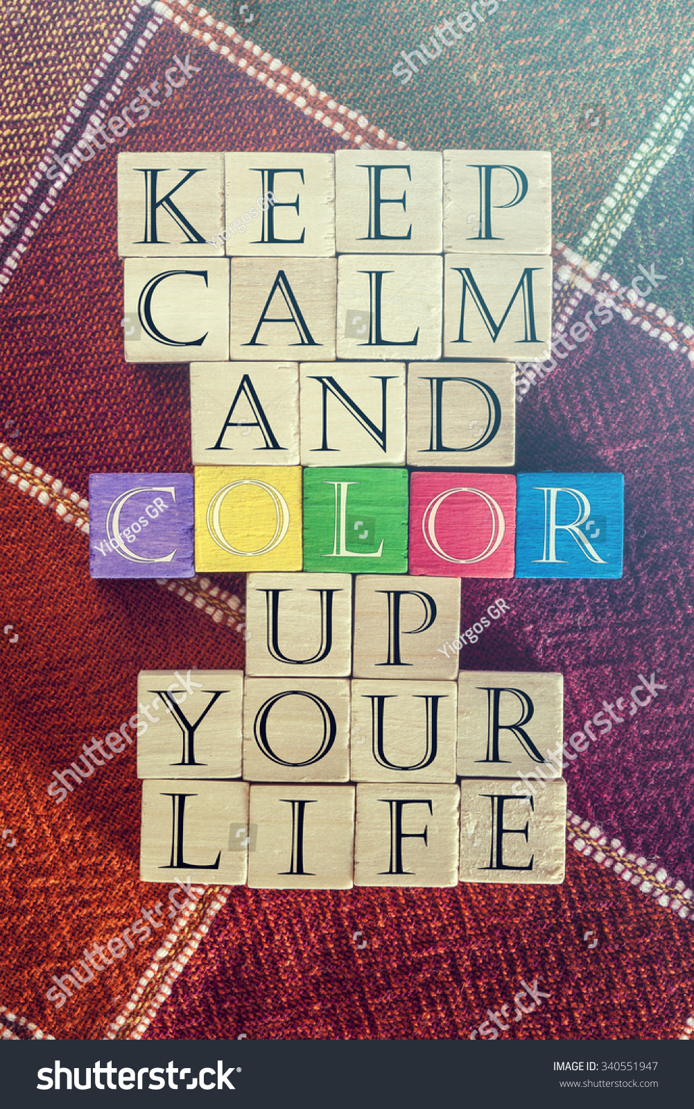 Color Your Life Quotes Of The Day
