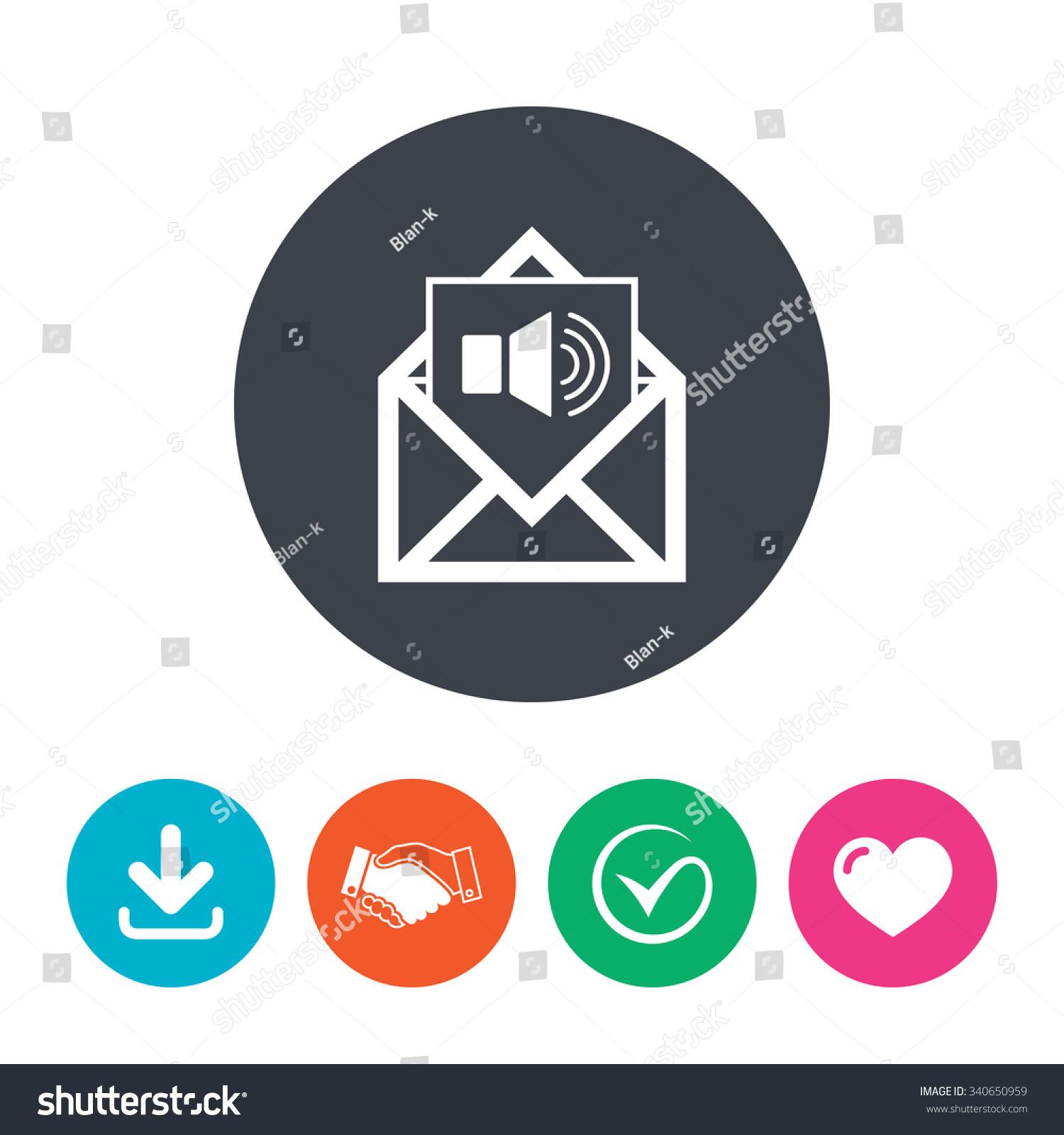 Звук mail скачать