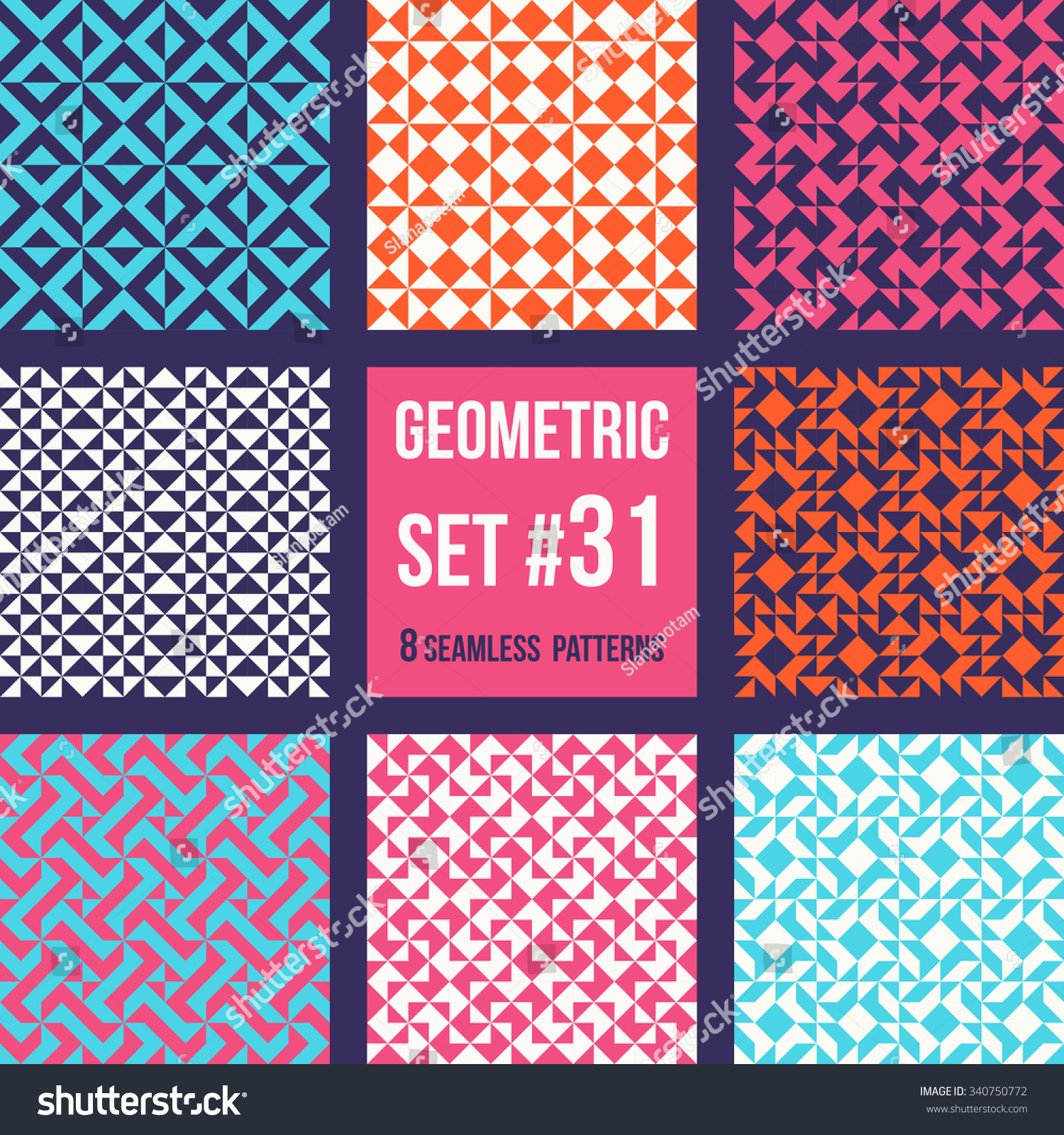 Easy Geometric Patterns New Inspiration