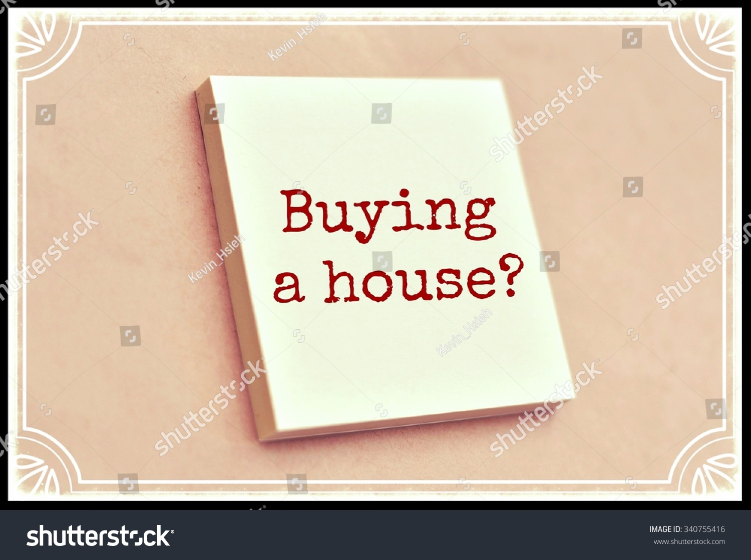 short note on house