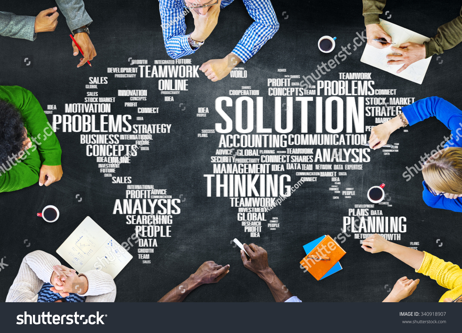 problem solving and visionary leadership Whether you're solving a problem for a client (internal or external), supporting those who are solving problems, or discovering new problems to solve, the problems you face can be large or small, simple or complex, and easy or difficult.