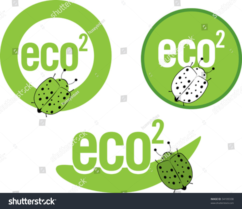 37086d7aa11 Naturel Icon Set 1 Stock Vector (Royalty Free) 34109338 - Shutterstock