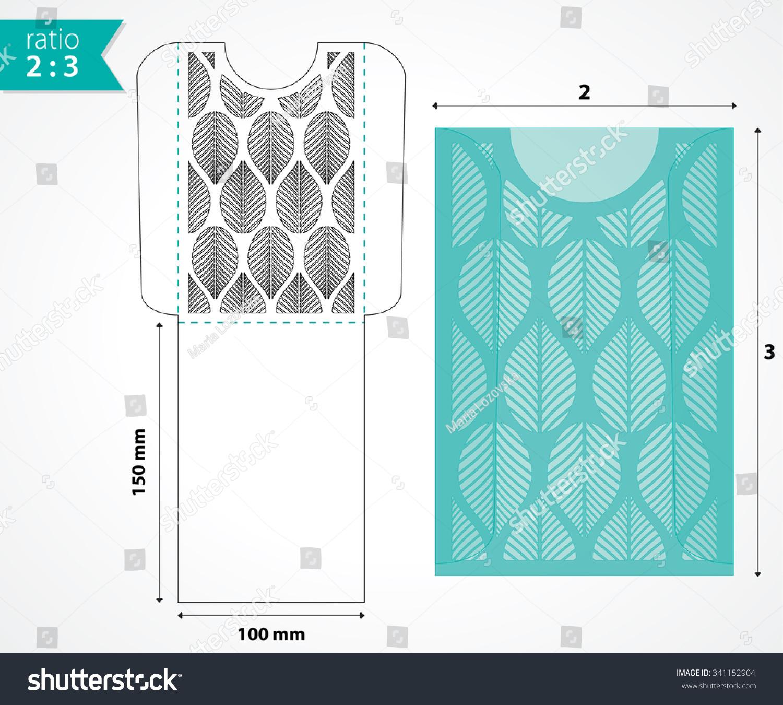 wedding envelope design