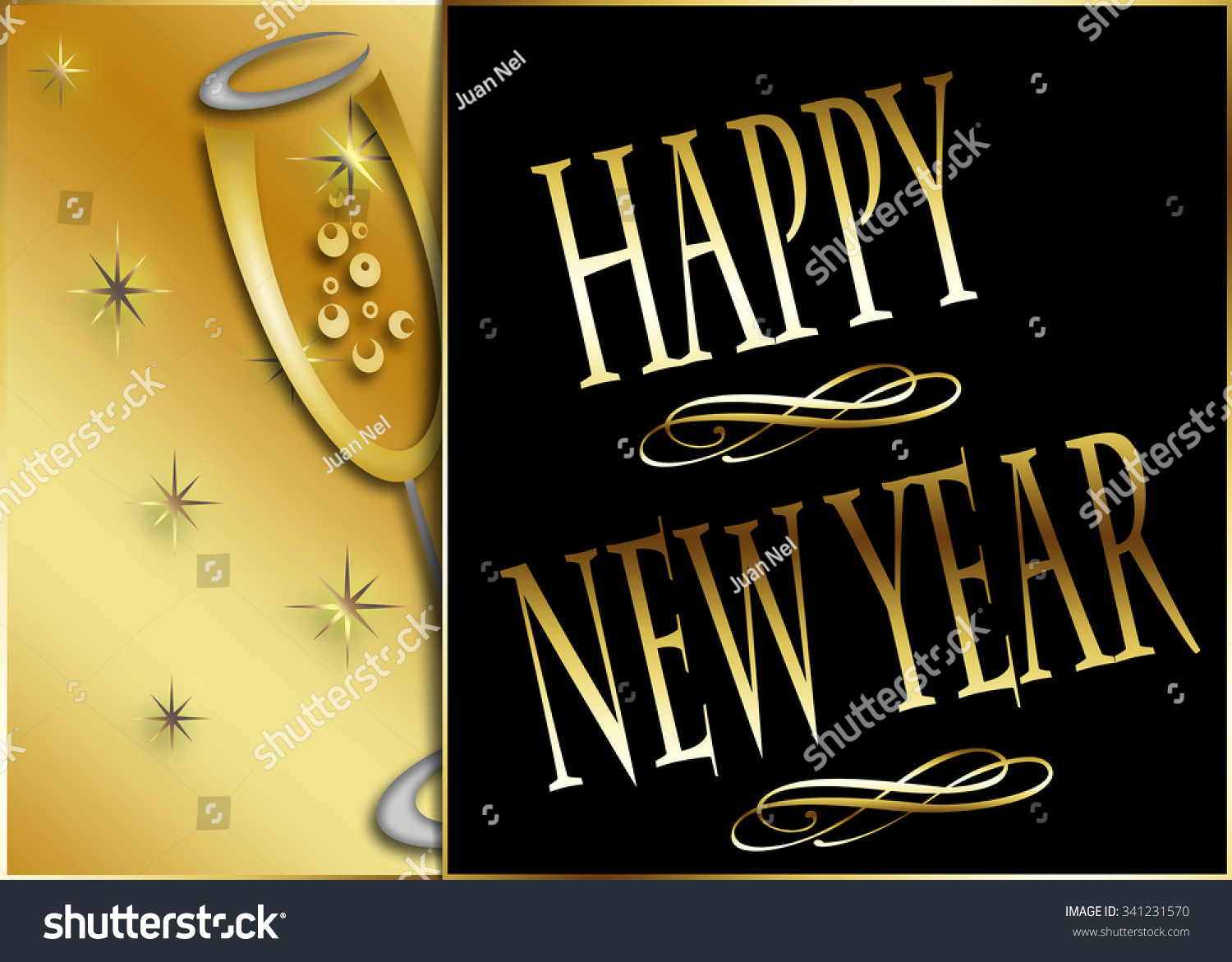 Celebration For New Year