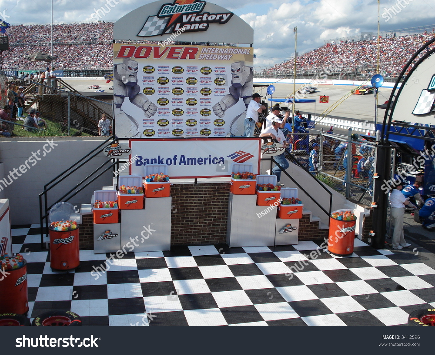 Dover Victory Lane Nascar Stock Photo (Edit Now)- Shutterstock