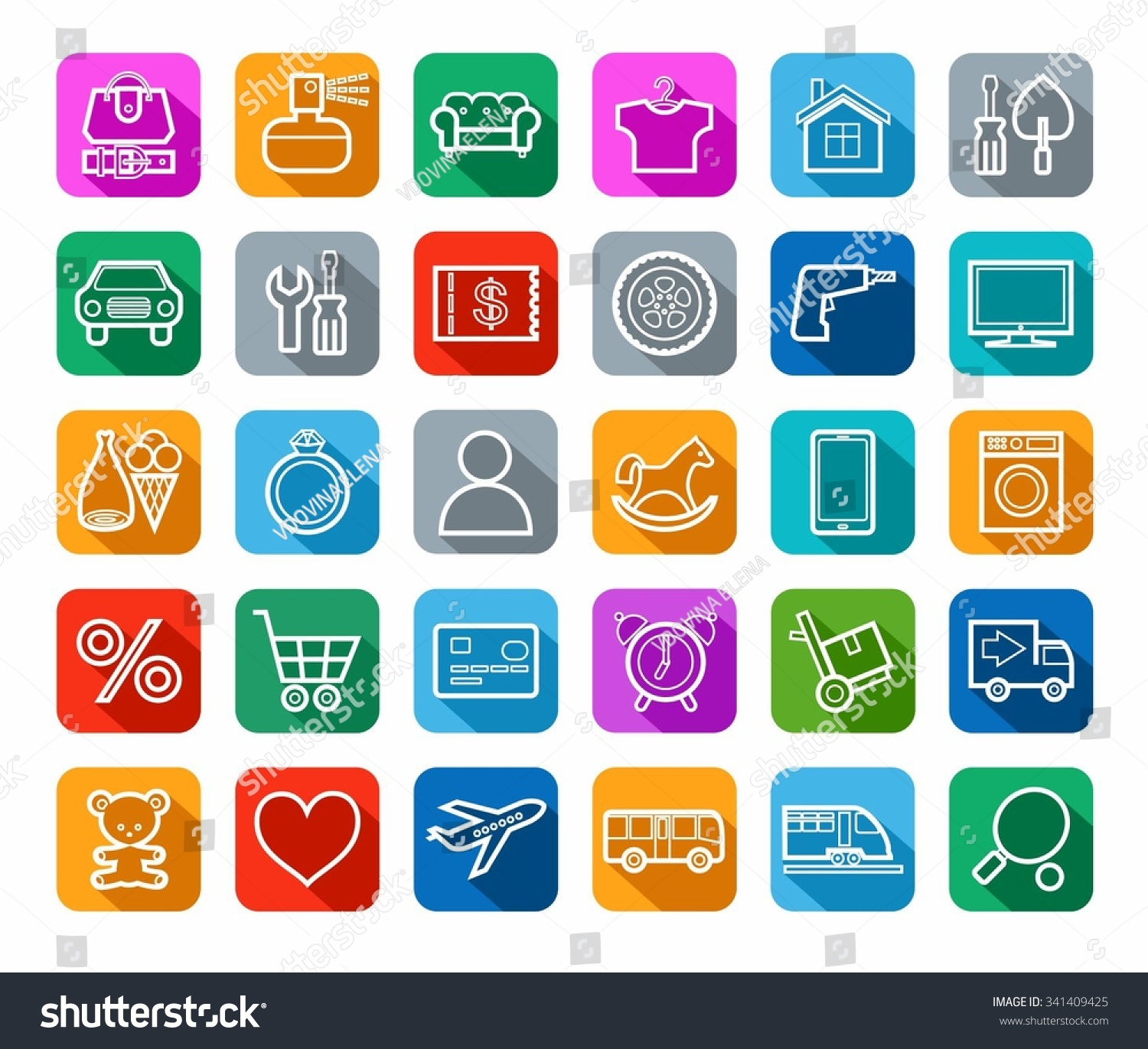 Color on online - Buy Online Shop Categories Goods Icons Linear Solid Color
