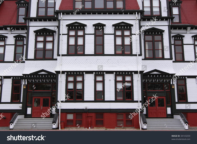 European Style Columns : European style architecture stock photo