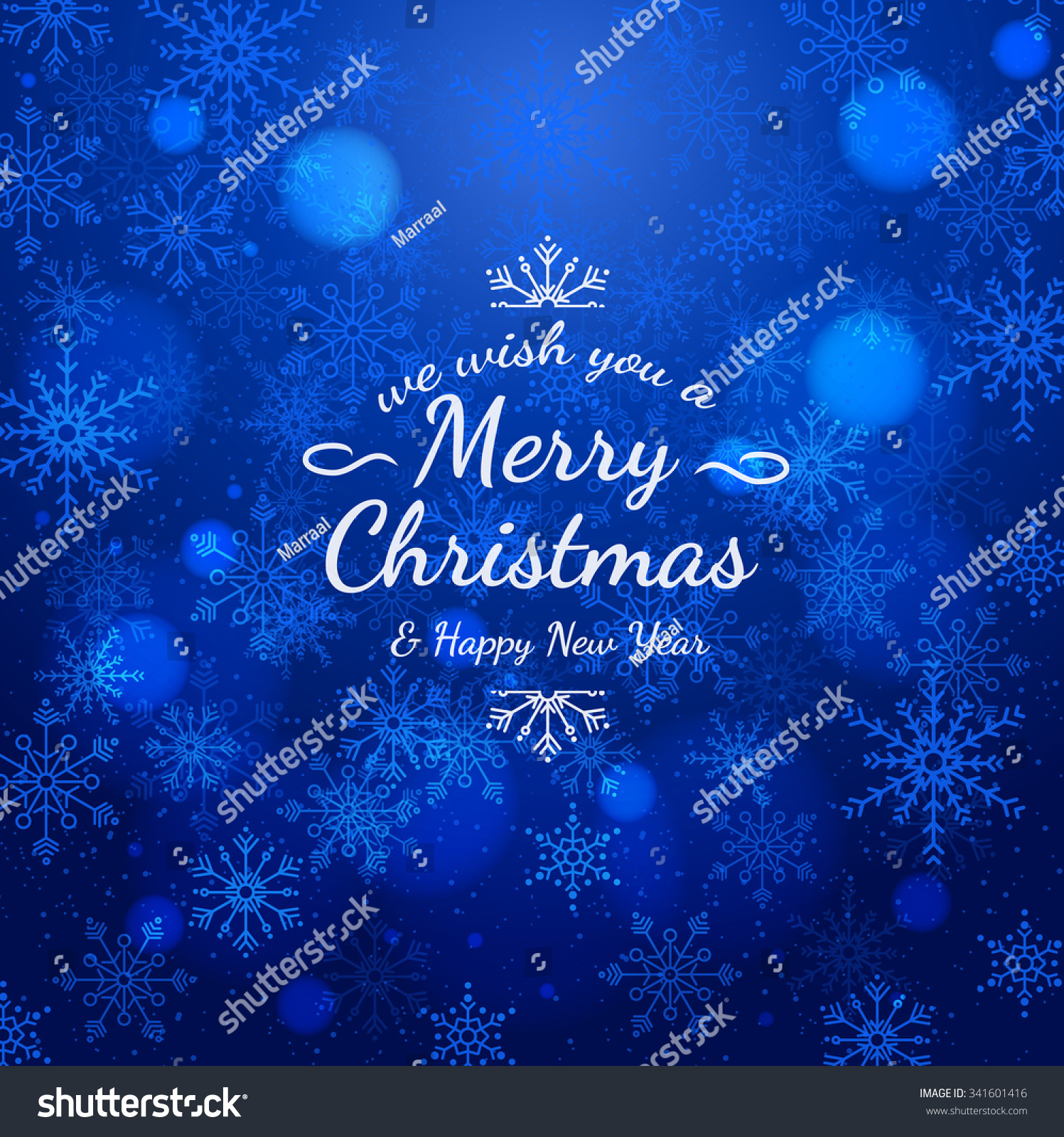 Sample Christmas Cards Colorful Text Texture Stock Vector Royalty