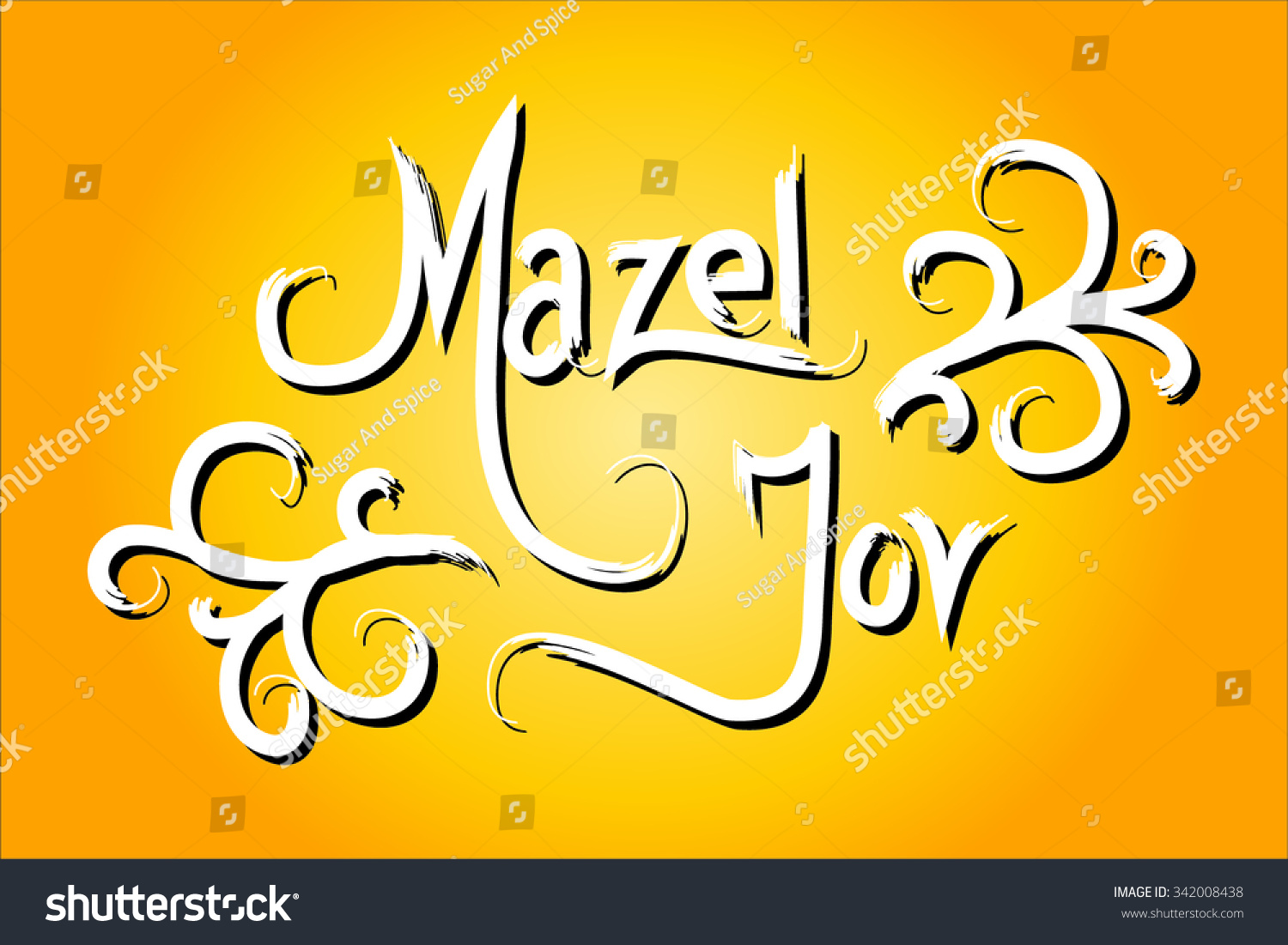 Mazel tov greeting hebrew words which stock vector royalty free mazel tov greeting hebrew words which mean good luck or m4hsunfo