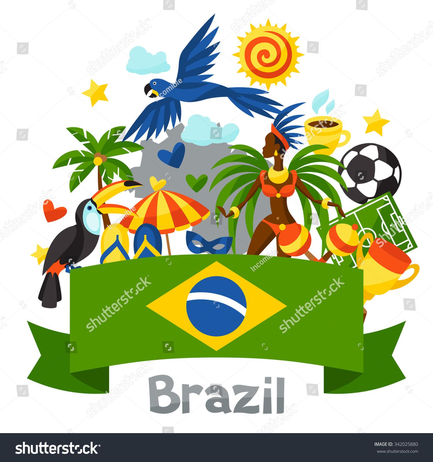 Brazil Culture Symbols