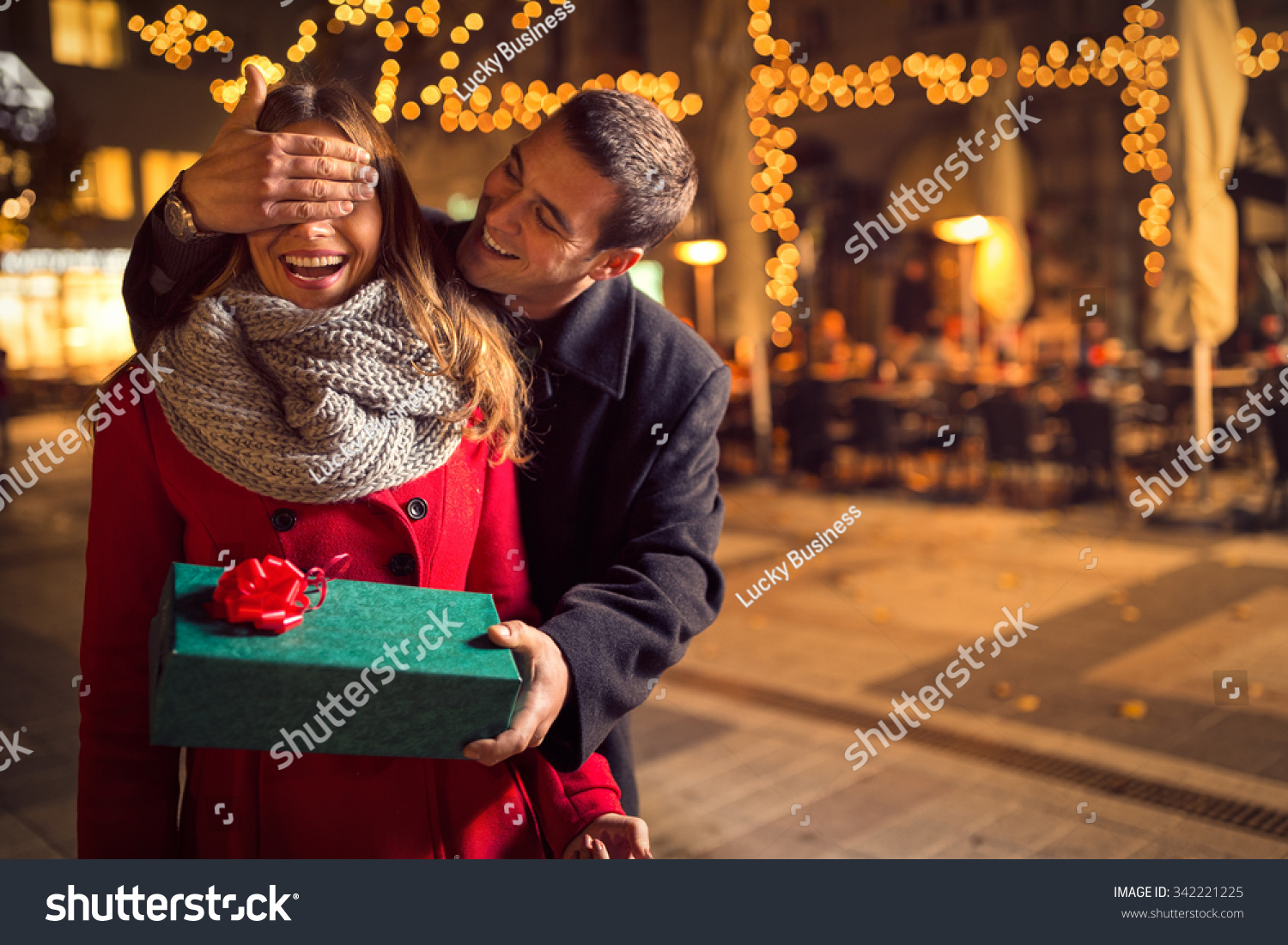 Christmas gift for guy you are dating