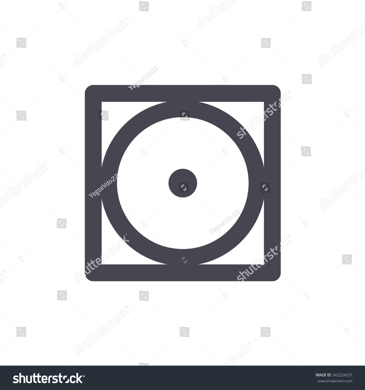 Tumble Dry Low Washing Sign Laundry Stock Vector Royalty Free
