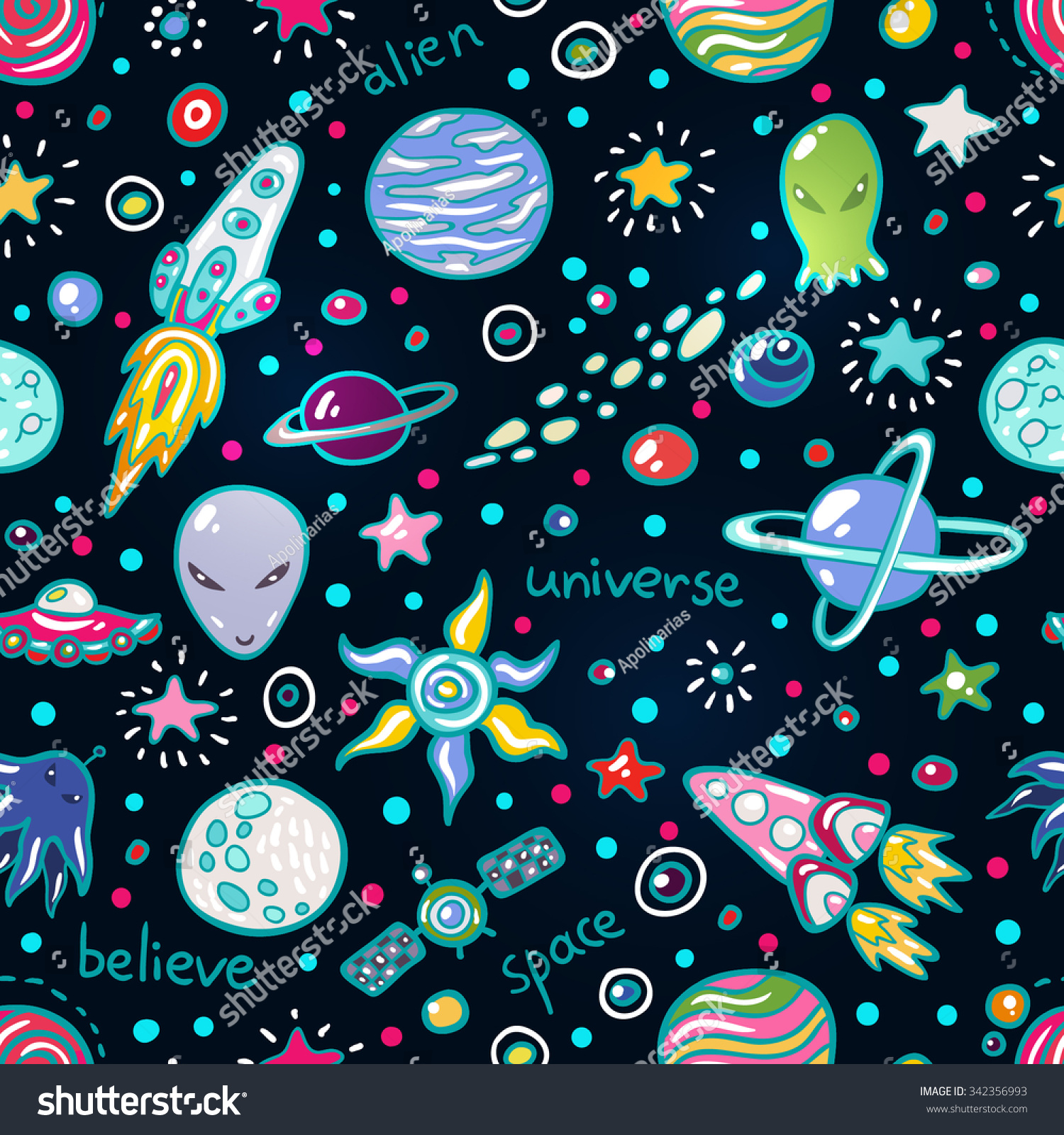 cute science wallpapers girls space - photo #2