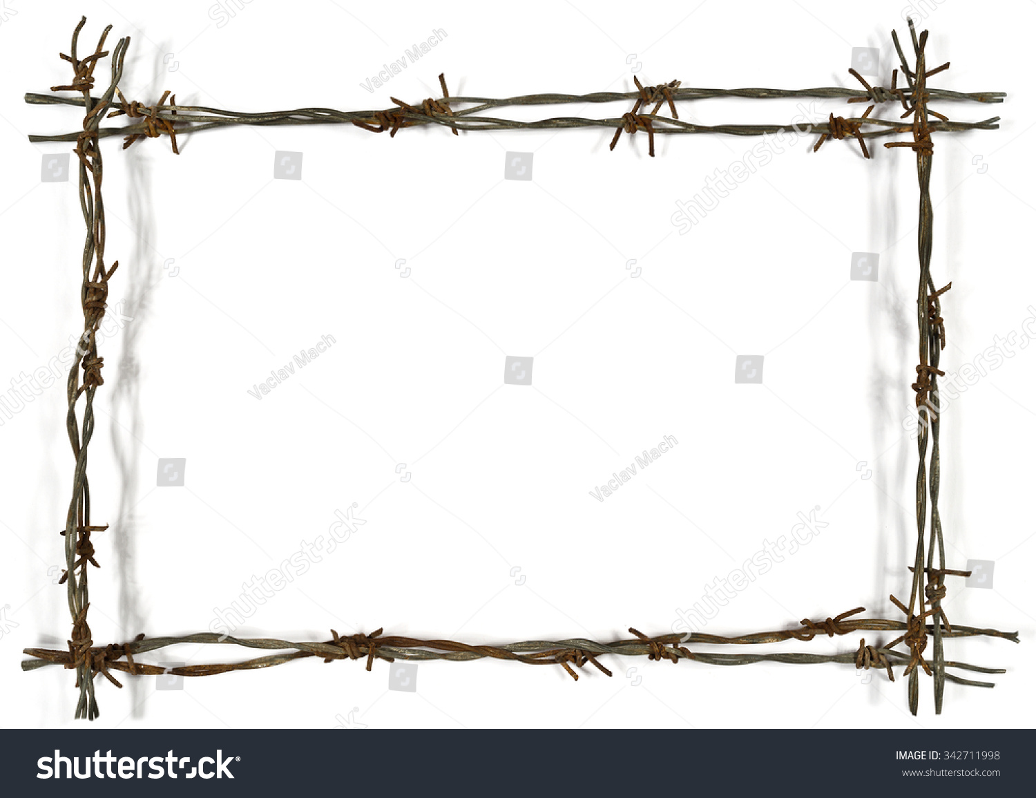 Barbed Wire Diagram - free download wiring diagrams