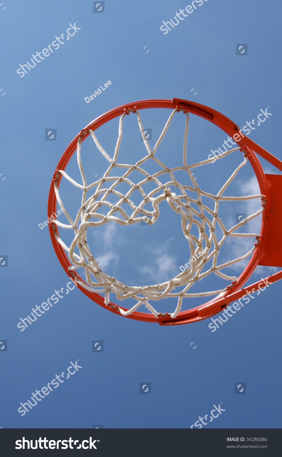 Basketball Hoop Ez Canvas Diagram