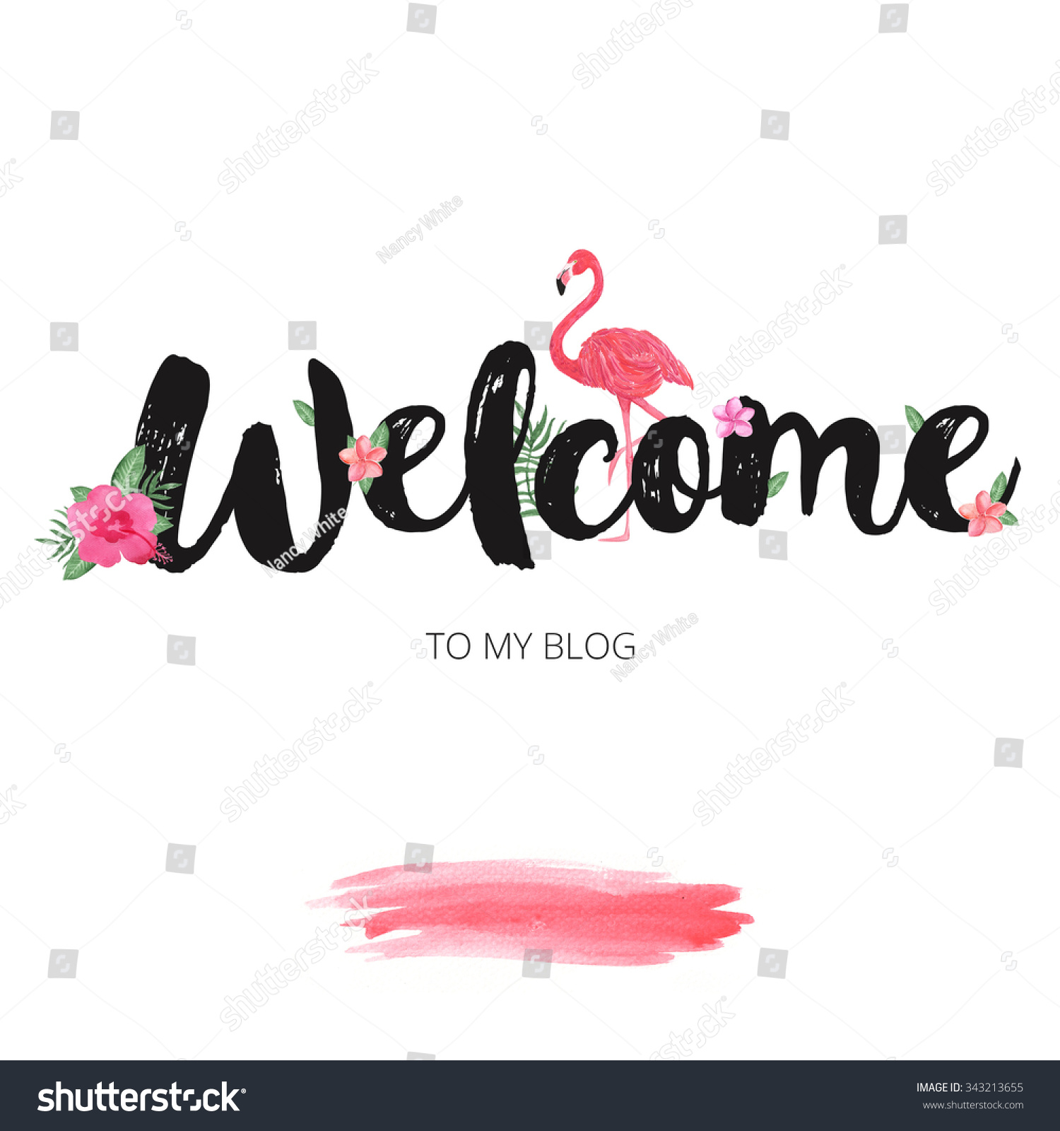 Welcome Banner Template Word Zrom