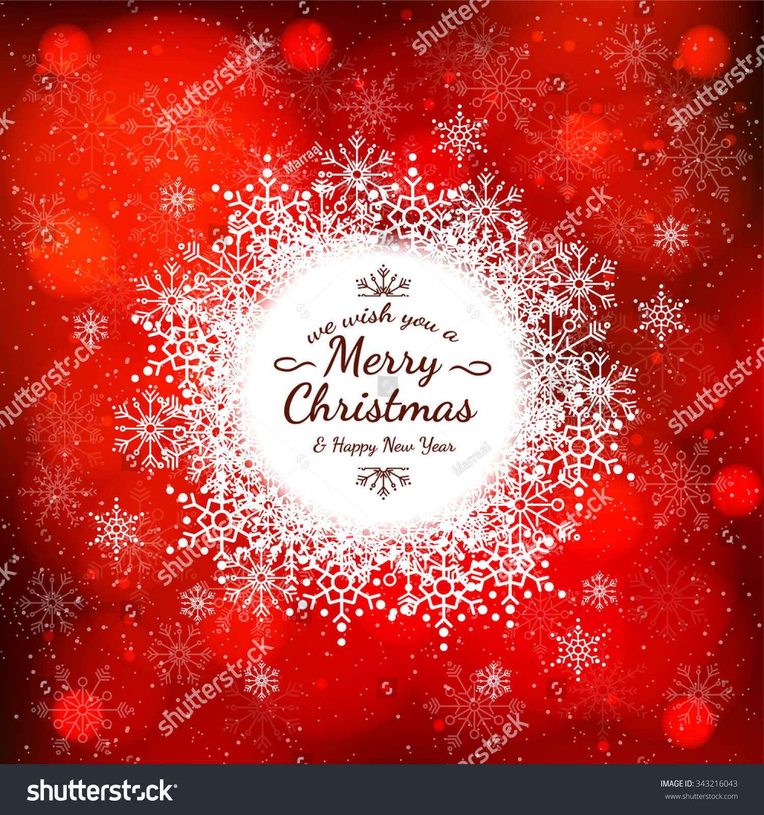 Sample Christmas Colorful Cards Text Texture Stock Vector Royalty