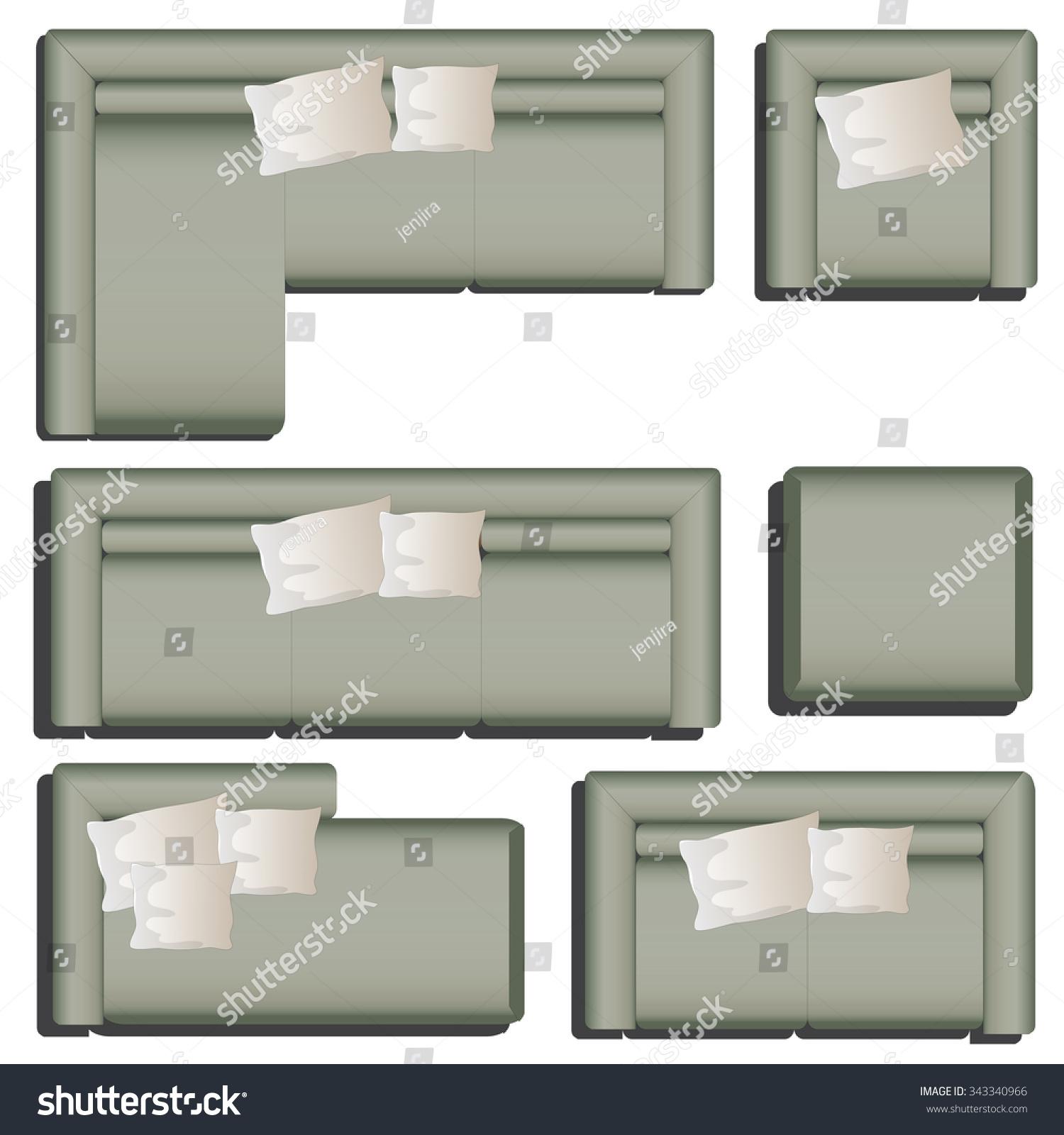 http://image.shutterstock.com/z/stock-vector-furniture-top-view-set-for-interior-black-sofa-343340966.jpg