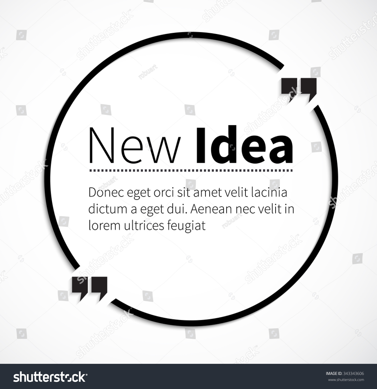 Quote bubble quote marks quotation marks stock vector 343343606 quote bubble quote marks quotation marks quote box get a quote biocorpaavc Image collections