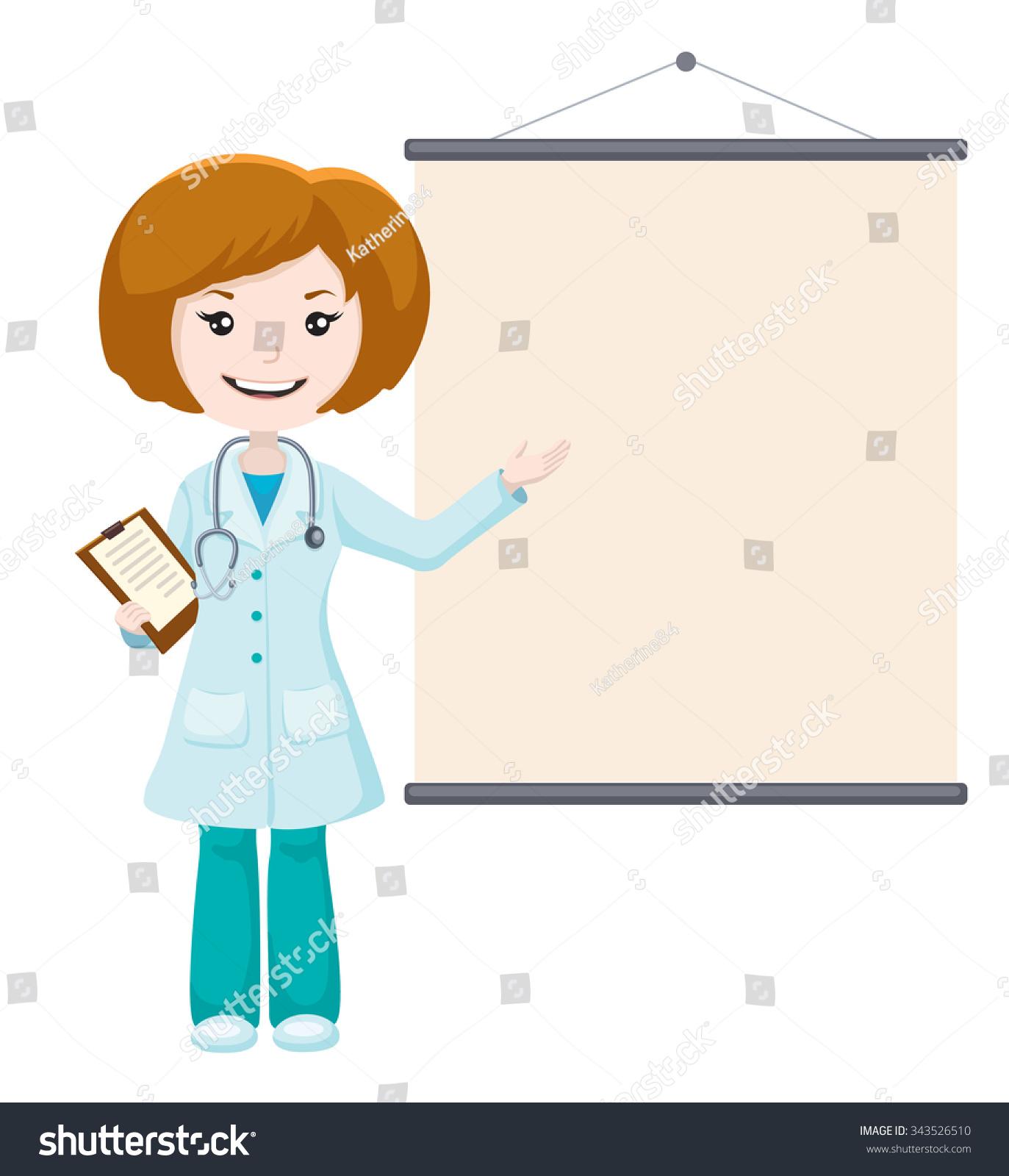 presentation cartoon