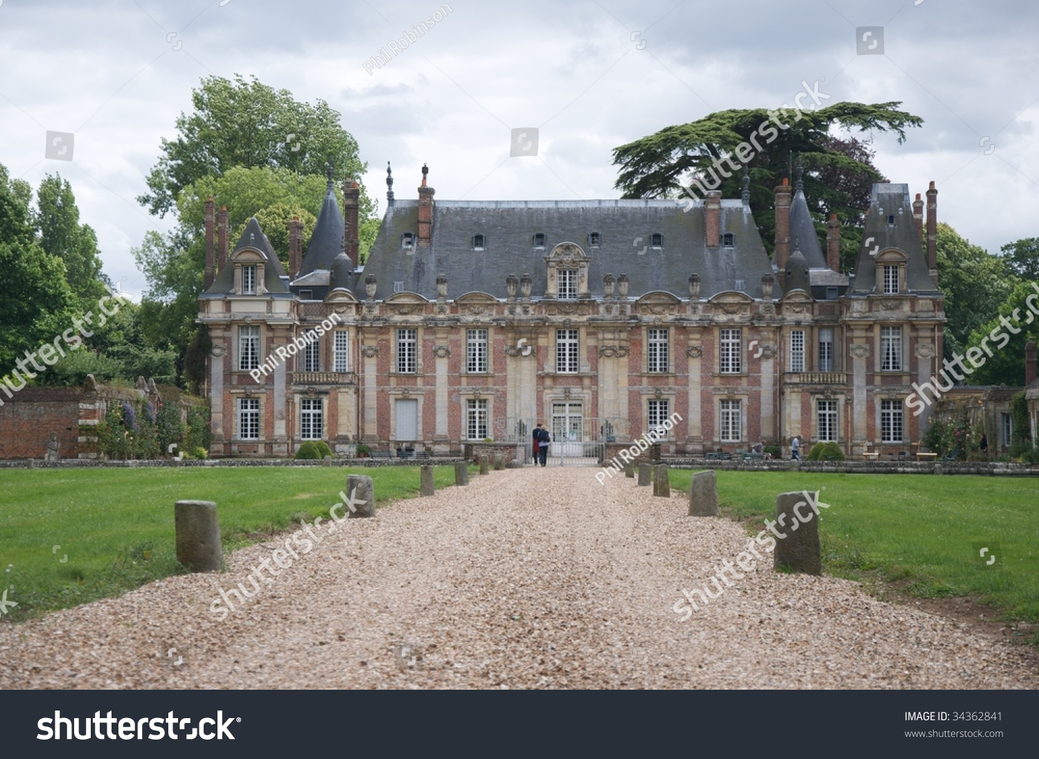 chateau de miromesnil near dieppe france from the 12th. Black Bedroom Furniture Sets. Home Design Ideas