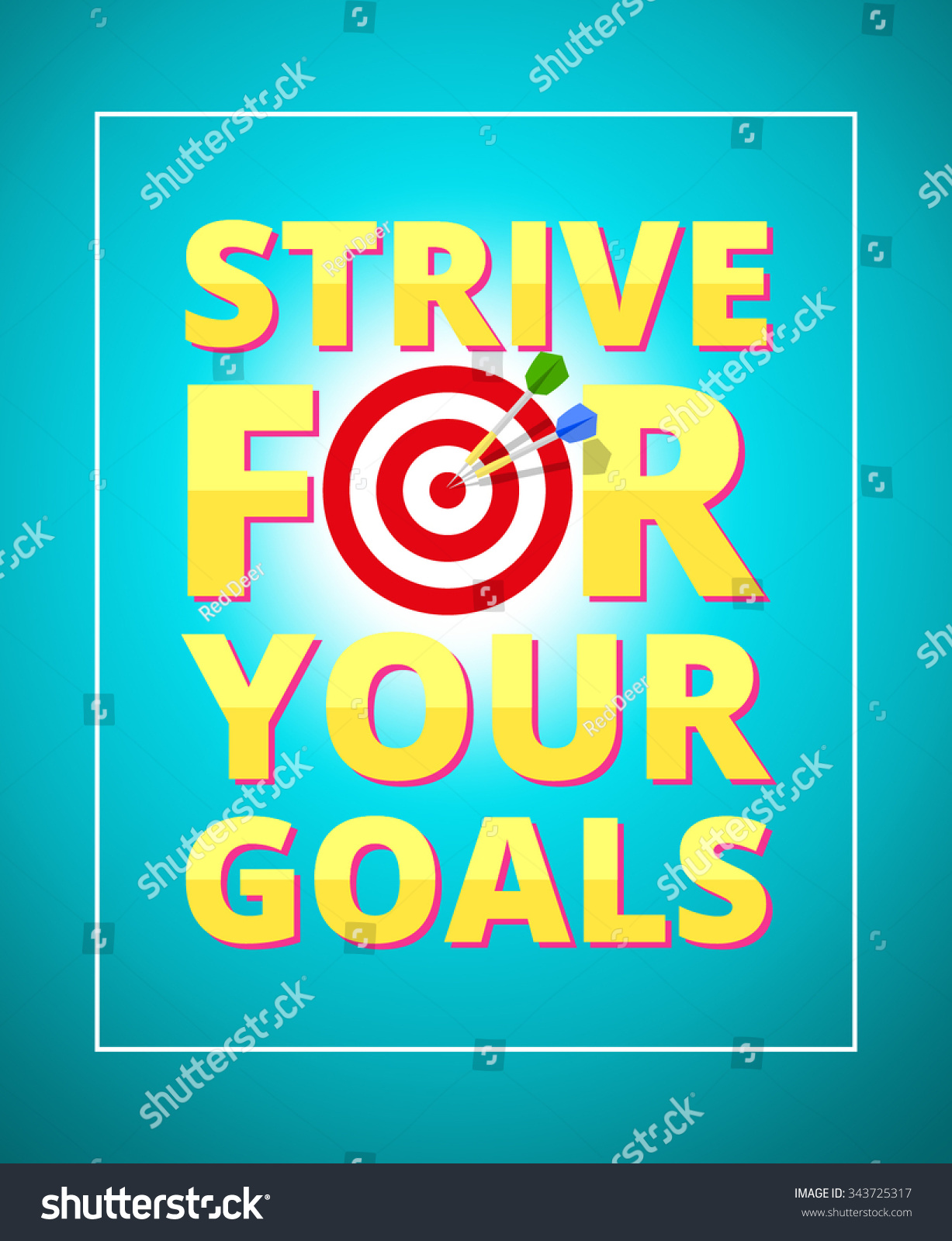 Poster template goal poster template poster template frame poster template goal poster template strive for your goals quote motivation poster template pronofoot35fo Gallery