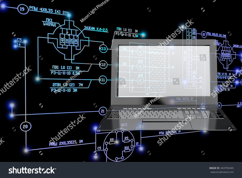 Computer Engineering Technology.Laptop,Industrial Engineering ...