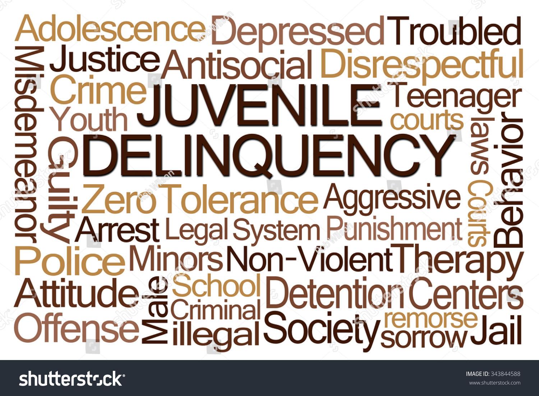 Research paper helper juvenile delinquency
