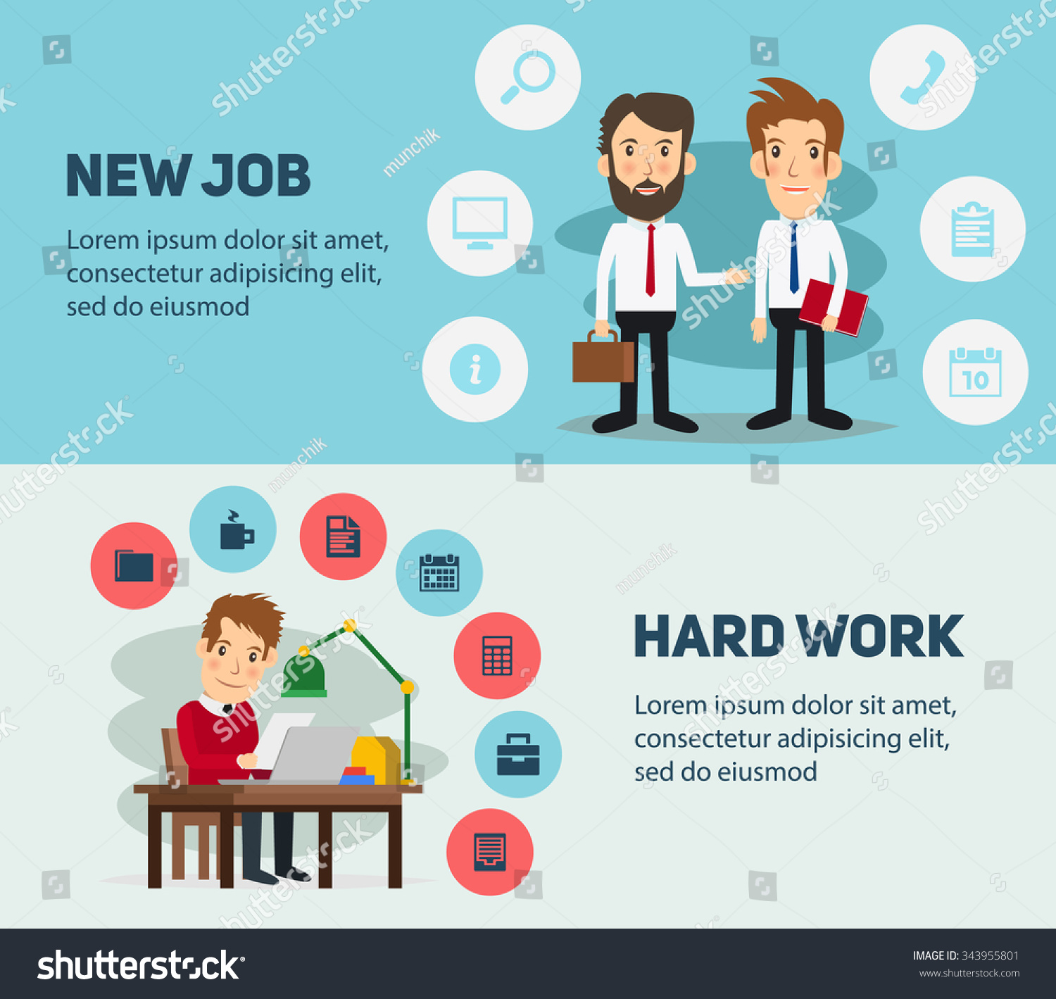 search theory in employment scenario The general legal theory that is used in cases  this rule only applies to actions that are within the course and scope of employment  in this scenario,.