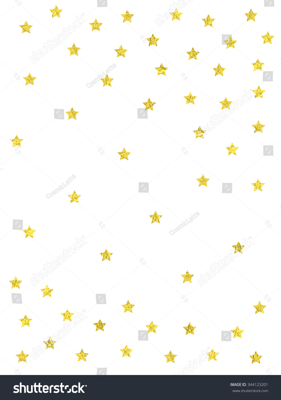 stars gold confetti frame glitter stars stock photo photo vector rh shutterstock com glitter clipart for thursday glitter clipart black and white
