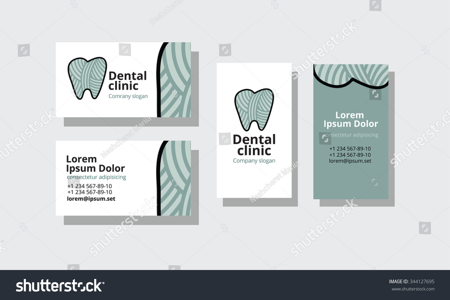 Business cards for 10 choice image free business cards set business cards dentistry stock vector 344127695 shutterstock set of business cards for dentistry magicingreecefo choice magicingreecefo Choice Image