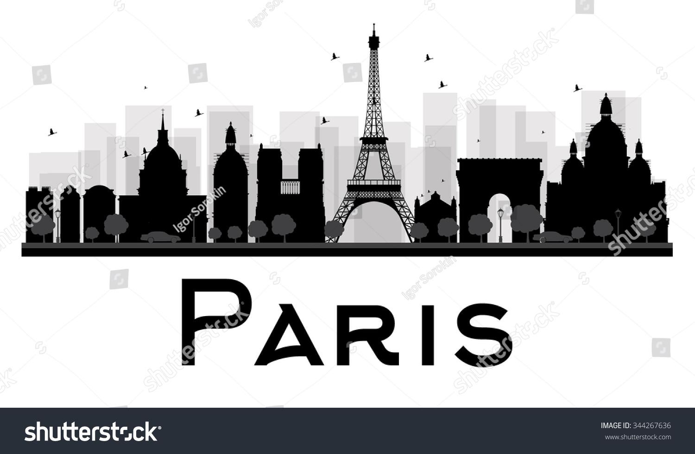 city skyline outline simple - photo #24