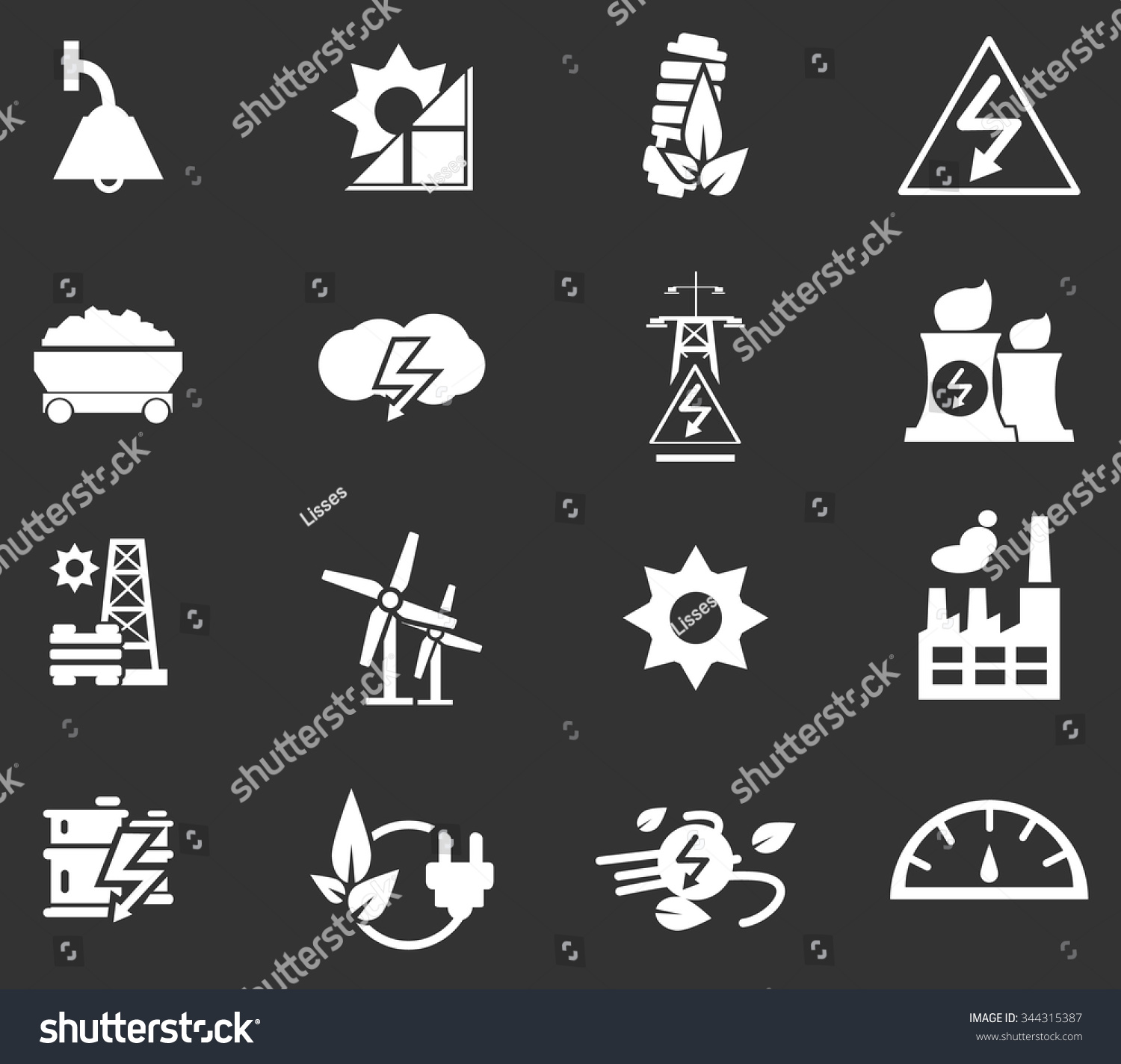 Energy power symbol web icons stock vector 344315387 shutterstock energy and power symbol for web icons biocorpaavc Gallery