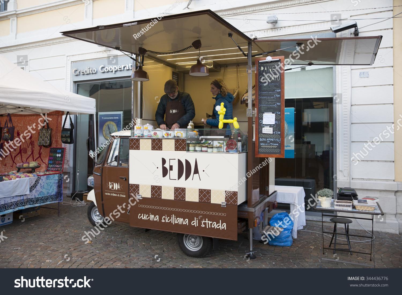 Sicilian Street Food Truck
